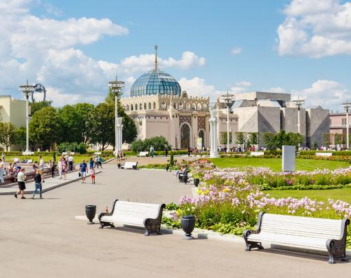 Выставка дизайн-решений для современного мегаполиса будет проведена на ВДНХ