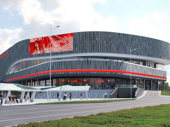 Инновационный концертный комплекс в Сколково в 2020 году откроет группа «САФМАР» Михаила Гуцериева