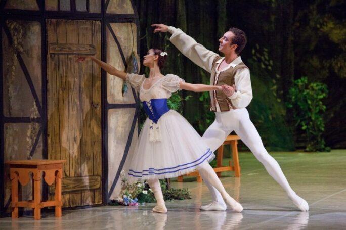 В Твери состоится спектакль классического балета «Жизель»