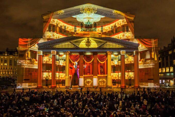 Фестиваль «Круг света» в Москве примет не менее 3 млн гостей – организаторы