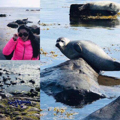 Телеведущая Илания отправилась в летний отпуск в необычную страну
