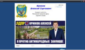 Павел Данилин призвал кандидатов в депутаты Мосгордумы от ЛДПР опубликовать политические программы