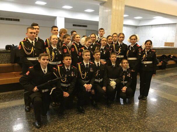 Жителям столицы рассказали, где найти информацию о кадетских классах