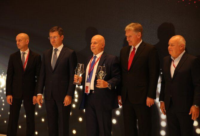 В конкурсе «МедиаТЭК» Сибирская угольная энергетическая компания взяла несколько номинаций