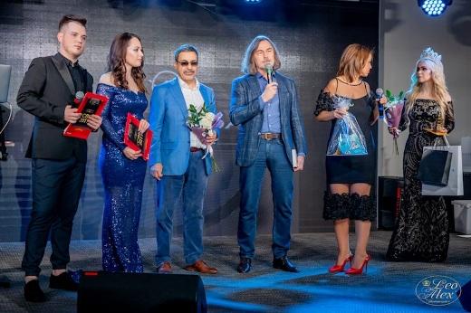 В Доме Торжеств «Государь» прошла церемония награждения Национальной премии «Успех»