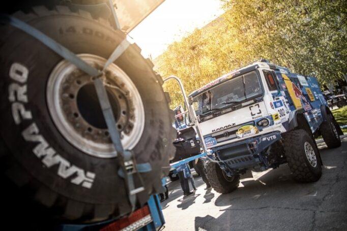 Специалисты «КАМАЗ-мастер» отметили эксплуатационные характеристики ЦМК шин КАМА