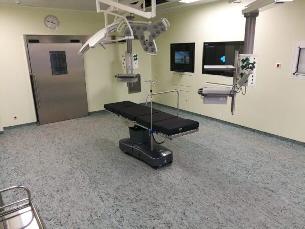 Стало известно о модернизации Городской клинической онкологической больнице №1
