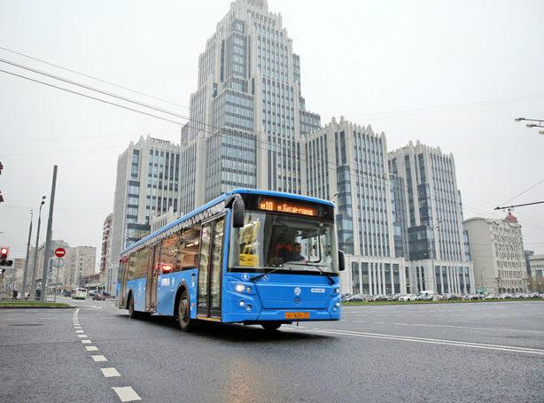 Правительство Москвы разработает новую транспортную стратегию до 2023 года