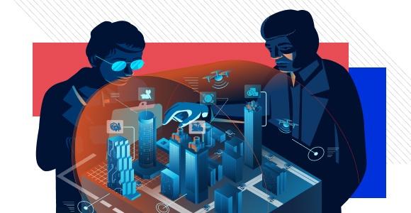 Москва следует мировым трендам и в некоторых смарт-практиках умных городов опережает другие мегаполисы