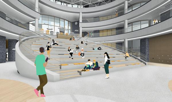 В Москве представили концепт «школы будущего» Wunderpark International School
