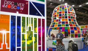 Стенд Москвы победил в двух номинациях международного турконкурса World Travel Market