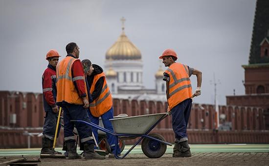 Трудовые мигранты за 9 месяцев 2019 года принесли столичному бюджету 13 млрд. рублей