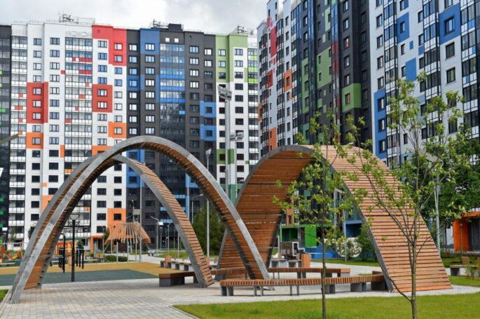 Москвичи оценили проекты реновации Москомархитектуры