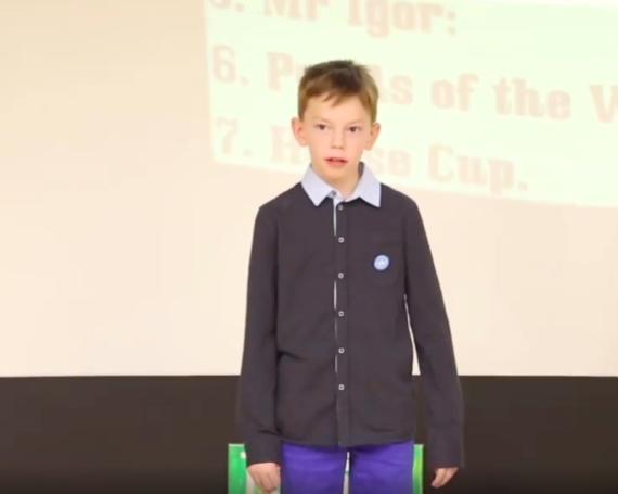 Инициативный защитник экологии появился в российской школе
