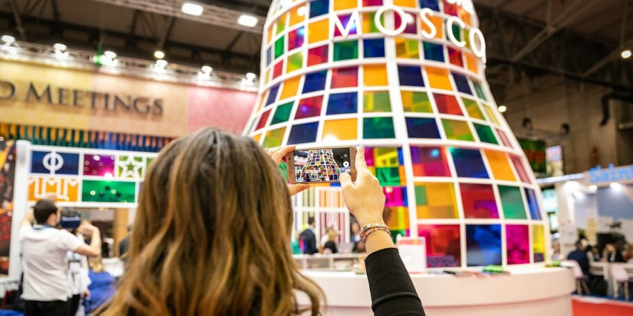 В 2020 году Москва будет принимать участие в восьми туристических выставках