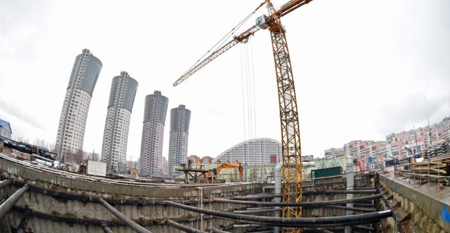 Владимир Ефимов сообщил об увеличении затрат на возведение важных городских объектов в Москве