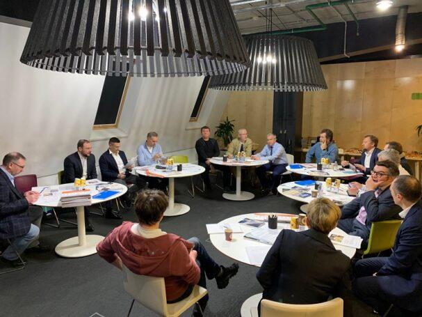 Состоялось заключительное в уходящем году собрание членов некоммерческого партнерства «Русский Лосось»