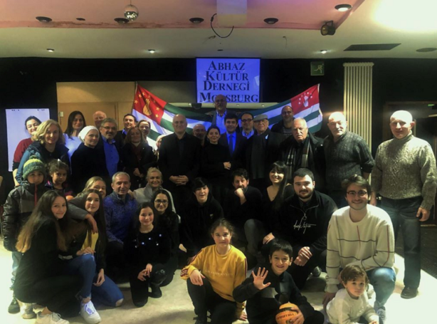 Количество региональных отделений в России и Европе увеличивает Всемирный абхазо-абазинский конгресс