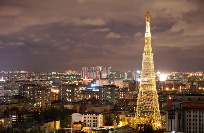 В 2020 году в Москве реставрируют Шуховскую телерадиобашню