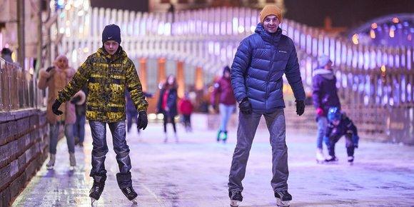 Наталья Сергунина рассказала, что ждет посетителей ВДНХ на новогодние праздники