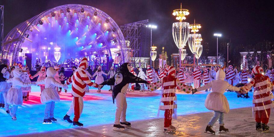 Праздничные мероприятия на ВДНХ посетило более 900 тыс. человек – Сергей Собянин
