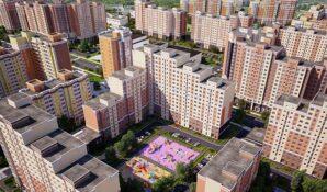 ГК «А101» ввела в эксплуатацию несколько домов в Новой Москве