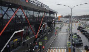 В «Шереметьево» открылся новый международный терминал «С»