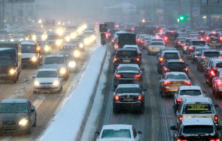Международные эксперты зафиксировали увеличение пропускной способности автодорог в Москве