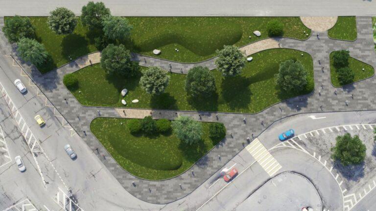 Территории, прилегающие к 69 транспортным объектам, будут благоустроены Комплексом городского хозяйства в 2020 году