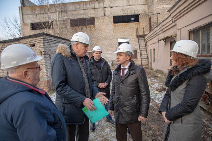 Михаил Романов инициировал проверку заведений, расположенных с нарушением охранных зон тепловых сетей