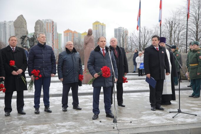 Михаил Романов выступил на мероприятии по случаю годовщины вывода советских войск из Афганистана
