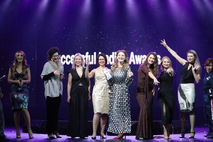 Международная премия Successful Ladies Awards приглашает успешных женщин заявить о себе
