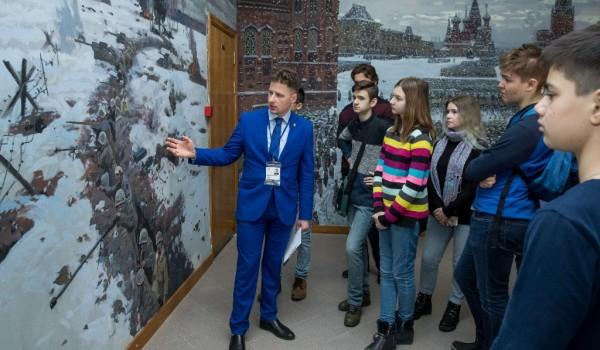 Наталья Сергунина сообщила о росте желающих принять участие в «Московском экскурсоводе»