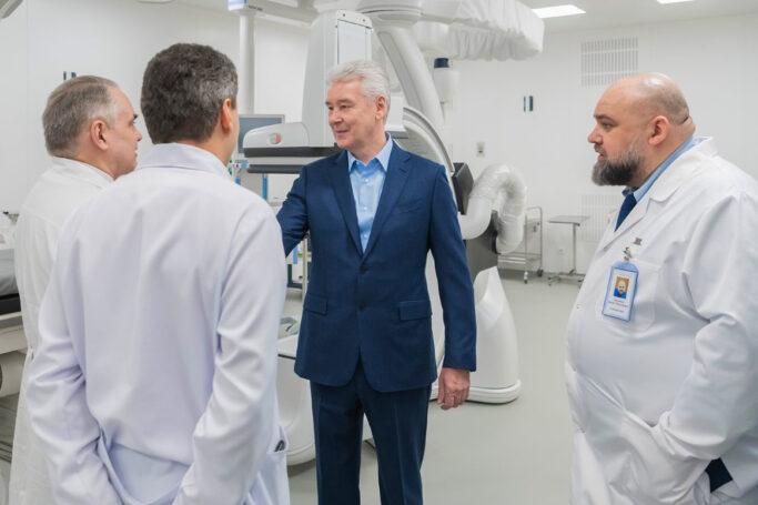 В Москве предпримут дополнительные меры безопасности из-за угрозы распространения коронавируса – Собянин