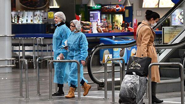 В Москве ввели особый режим для профилактики коронавируса