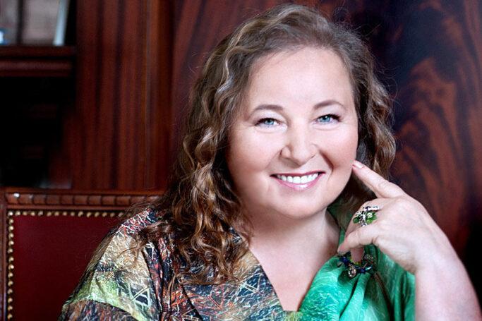 О торжестве любви: известный российский ученый и философ поздравила женщин с 8 марта