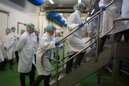 В Москве на комбинате питания прошла ознакомительная экскурсия для сотрудников учебного центра НП СРО «АПСПОЗ»