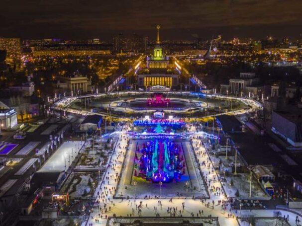 Наталья Сергунина рассказала об их итогах зимнего сезона на ВДНХ