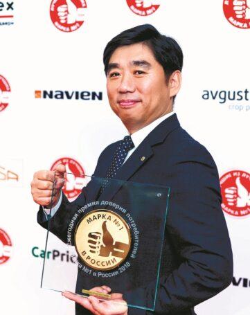NAVIEN провел исследование в Южной Корее об использовании в домах «умного отопления»