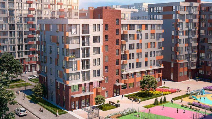 Группа компаний «А101» ввела в строй дом No11 в жилом комплексе «Скандинавия»