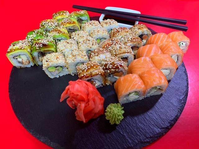 Из чего состоят суши-сеты и почему заказывать их выгодно