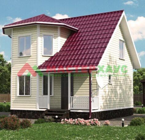 Деревянный дом от Мастер Хаус – лучшее решение для Вашей семьи
