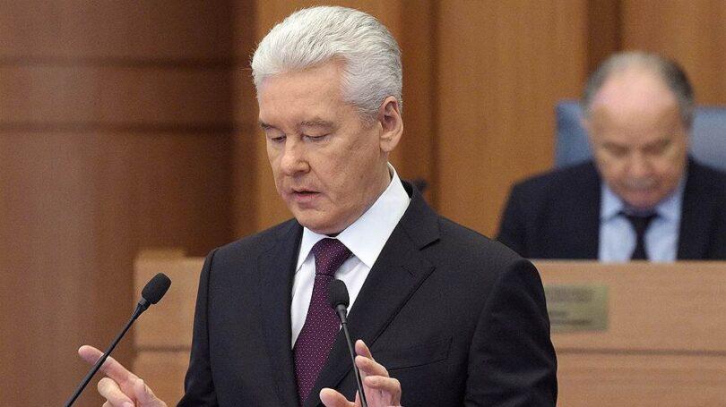 Об ответственности предприятий в условиях режима повышенной готовности в Москве рассказал Сергей Собянин