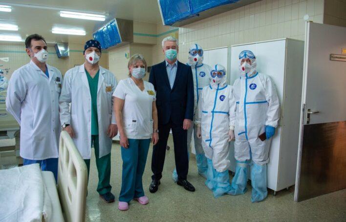 Собянин рассказал о последствиях пандемии Covid-19 для москвичей