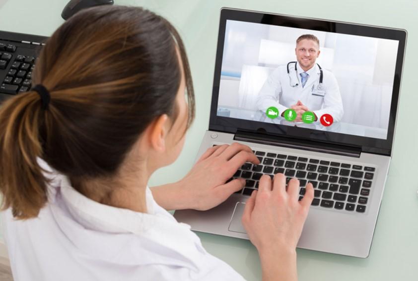 Врачи провели более семи тысяч онлайн-консультаций для больных COVID-19