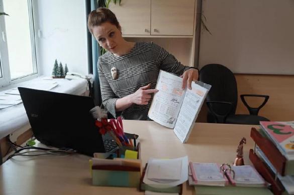 В Москве дистанционно продолжают работать свыше 50 тысяч учителей
