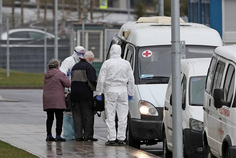 В Правительстве Москвы рассказали, когда столица выйдет на пик заболеваемости Covid-19