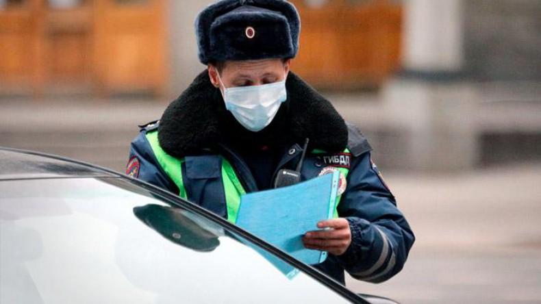 Власти Москвы ввели цифровые пропуска для передвижения по городу