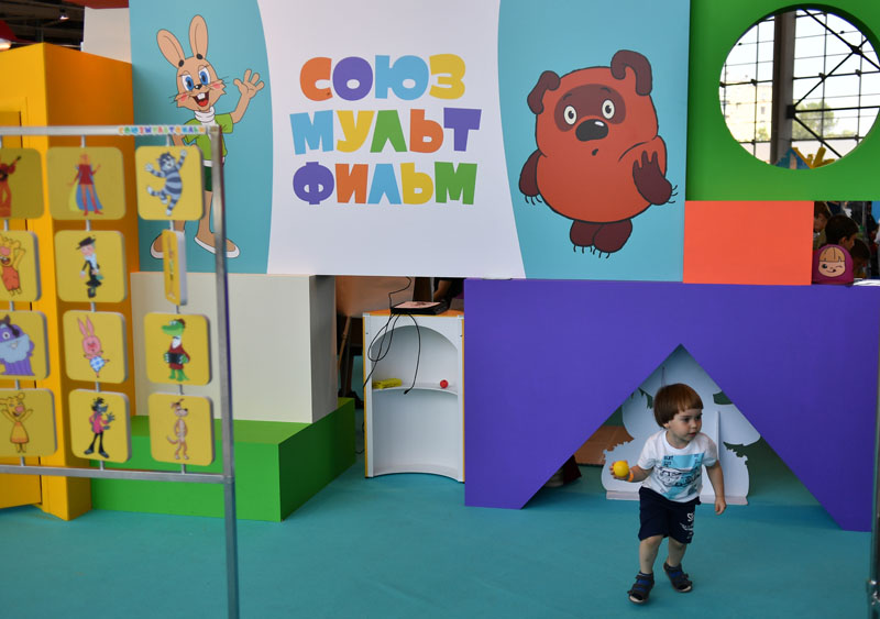 Наталья Сергунина пригласила детей посмотреть классику «Союзмульфильма»