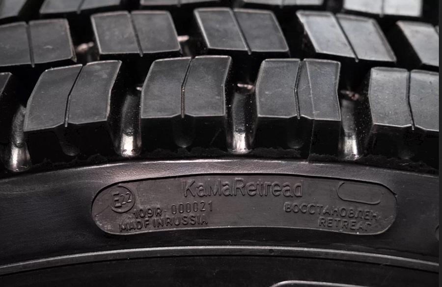 KAMA TYRES: Зерновоз Казанского МЭЗа прошел первые 33 км в восстановленных шинах